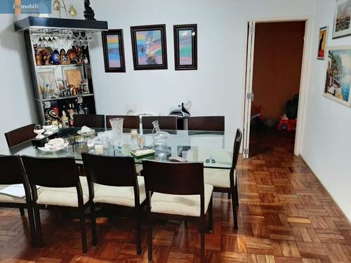 Apartamento Para Venda No Bairro Santa Cecília Em São Paulo - Cod: Ze96474 - Ze96474