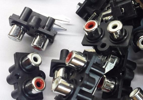 Peças Variadas: Resistores E Conectores