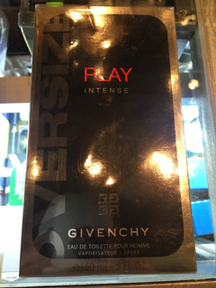 Play Intense De Givenchy 150ml Msi Envío Gratis