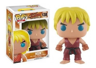 Funko Pop! Ken 138- Street Fighter