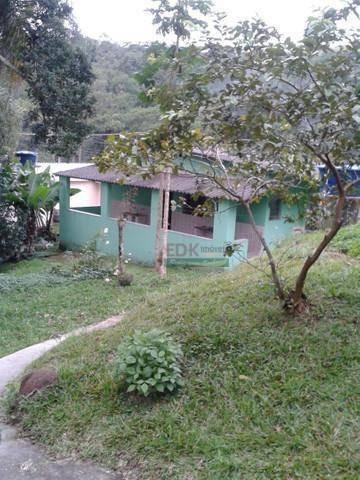 Chácara Com 2 Dormitórios À Venda, 2000 M² Por R$ 848.000 - Itapeti - Mogi Das Cruzes/sp - Ch0335
