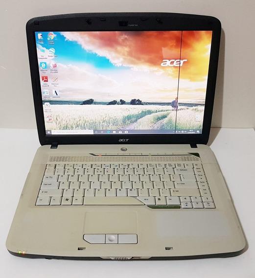 Acer Aspire 5715z Intel T7500 2.2ghz 3gb 250gb + Game Arcade