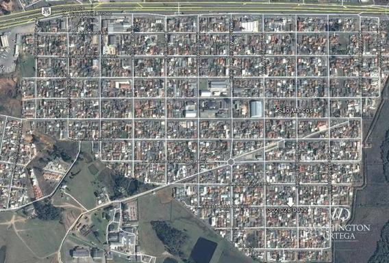 Terreno À Venda, 456 M² Por R$ 190.000,00 - São Marcos - São José Dos Pinhais/pr - Te0202