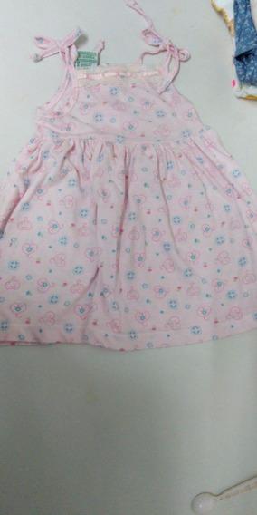 Vestido Para Niñas De 6 A 9 Mese, Usados Muy Buen Estado