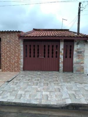 Casa Á 900 Mts Da Praia No Belas Artes | Itanhaém - 7127 Npc
