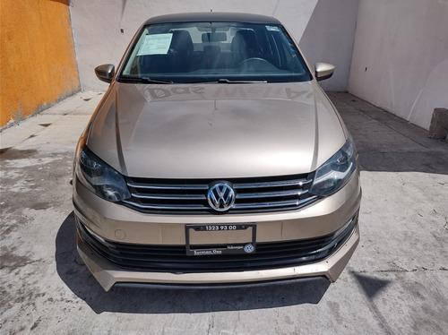 Imagen 1 de 11 de Volkswagen Vento 2019 1.6 Starline Mt