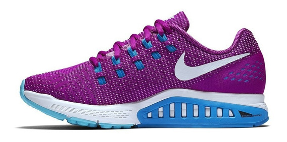 Zapatillas Nike Air Zoom Structure 19 Talle 9 Usa