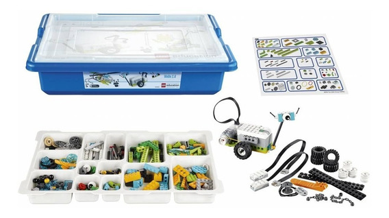 Robot Lego Education Wedo 2.0 Core 45300 Sellados Ofertón !!