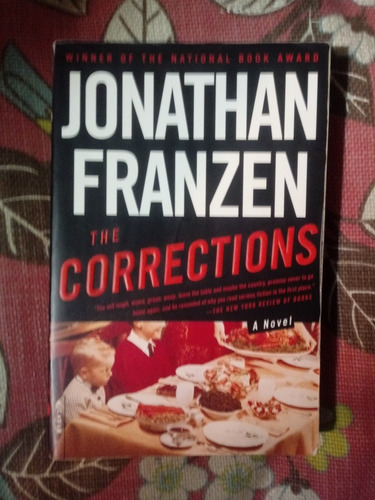 Imagen 1 de 1 de Jonathan Franzen. The Corrections.