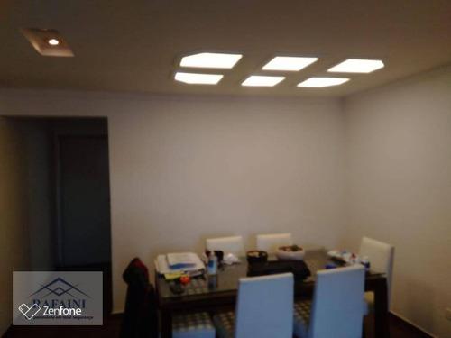 Oportunidade Imperdível: Apartamento 3 Dormitórios, 100m² Por R$ 480.000 - Macedo - Guarulhos/sp - Ap0954