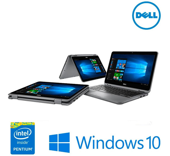 Notebook Barato Dell Touch Intel Pentium 1.6ghz 4gb Hd500gb