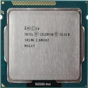 G1610 Intel Celeron Dual-core 2.60ghz