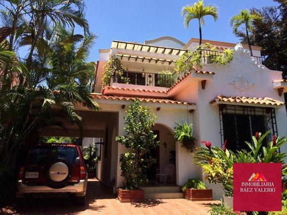Casa Para Alquiler En Gazcue
