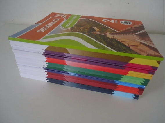 Coleção Completa Livros Objetivo + Coleção Anglo Vestibular