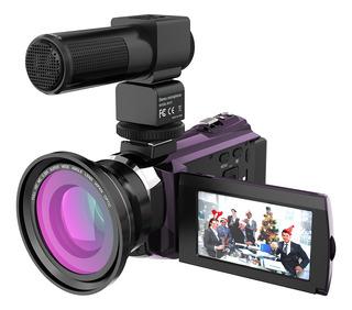 Andoer 4k 1080p 48mp Wifi Digital Vídeo Cámara De La Video