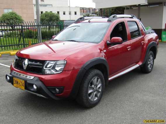 Renault Duster Oroch D Mt 2000cc Aa 4x2