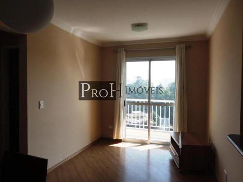 Imagem 1 de 13 de Apartamento Para Venda Em São Bernardo Do Campo, Rudge Ramos, 2 Dormitórios, 1 Suíte, 2 Banheiros, 1 Vaga - Diedavi
