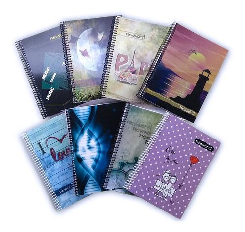 Promo 15% Dto. Pack 10 Cuadernos A Elec. Nw. 80 Hojas 70 Gr.
