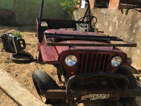 Jeep Overlend