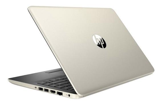 Notebook Hp 14-dk0024wm Amd R3 2.6ghz/4gb/128gb/14.0 Hd/w10