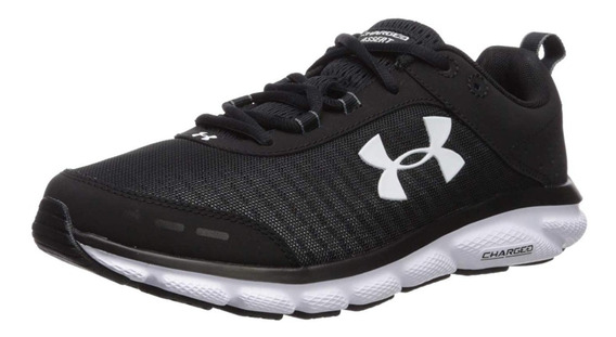 Under Armour Charged Assert 8 Blk 3021952-001