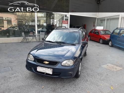 Chevrolet Corsa Full  Retira Con Usd -3750 Galbo