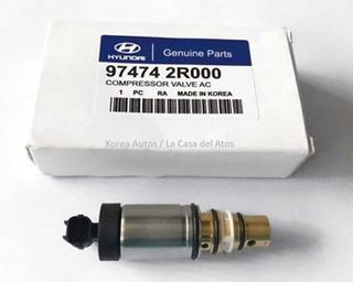 Valvula Poa Compresor Aire Acondicionado Hyundai I35