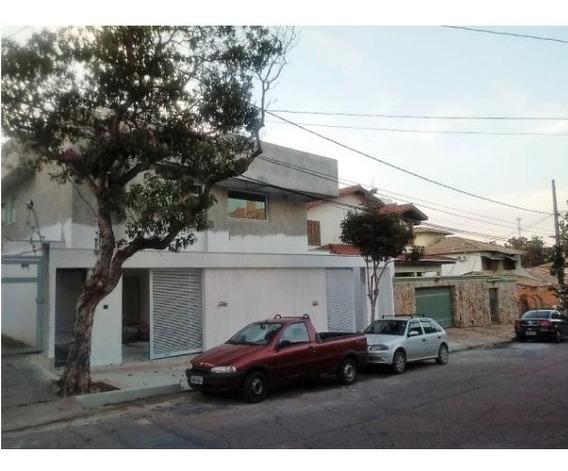 Casa Geminada 04 Quartos Com 04 Suítes No Bairro Castelo. - 3365