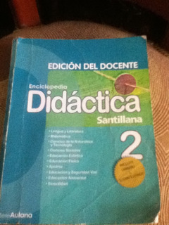 Encilopedia Didactica 2do Grado Santillana
