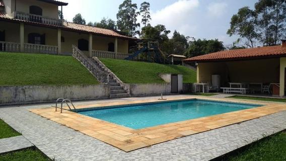 Casa Em Condomínio Fechado Com 4 Dormitórios/1 Suíte À Venda, 3000 M² Por R$ 630.000 - Condomínio Porta Do Sol - Mairinque/sp - Ca0118