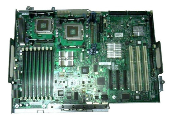 Placa Mae Hp Proliant Ml350 G5 Pn 461081-001 395566-003