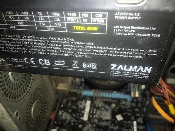 Ga-78lmt-s2 Am3+ - Fx6300 - Hd Siagate 500gb - Zalman 460w