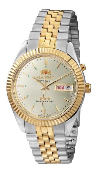 Relógio Orient Automático Original 469ed1 C1ks