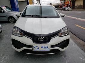 Toyota Etios Sedan X-mt 1.5 16v Flex, Qki8588