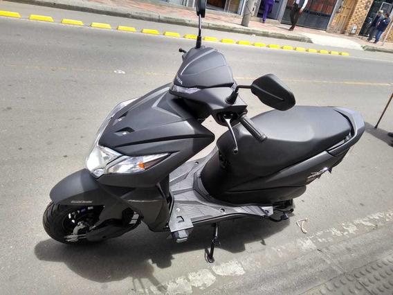 Honda Dio Dlx Led Scooter. Modelo: 2020 (precio Negociable)