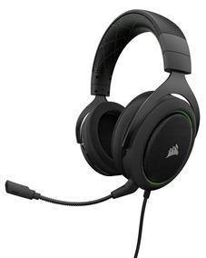 Headset Gamer Corsair Hs50 P2 Stereo - Ca-9011171-na Pto/ver