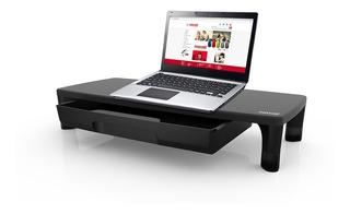 Maxell Soporte - Mesa Desktop Para Pc Ó Monitor
