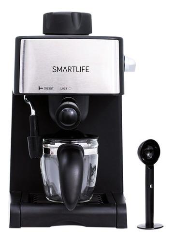 Cafetera Cafe Expresso Maquina Capuchino Smartlife 4648 Dimm