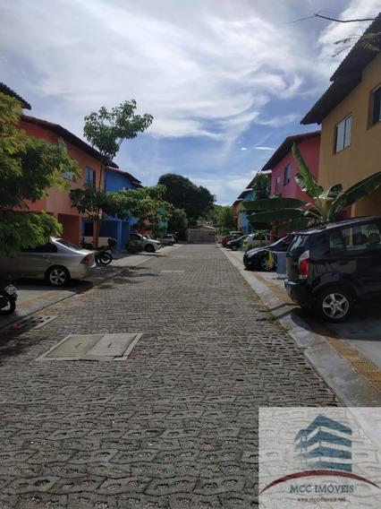 Casa A Venda Em Condomínio Fechado Em Ponta Negra
