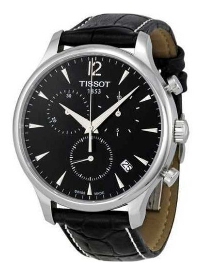 Relógio Tissot Tradition - T063.617.16.057.00 -100% Original