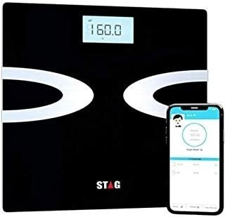 Bluetooth Digital Body Fat Scale - Best Smart Wireless Body