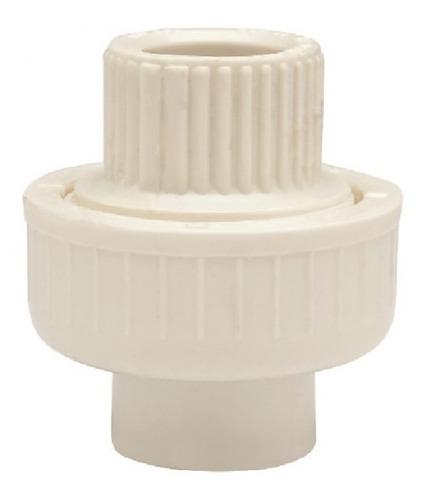 Unione Patente Agua Caliente 1/2-3/4-1-2-3-4 Tubrica O Pavco