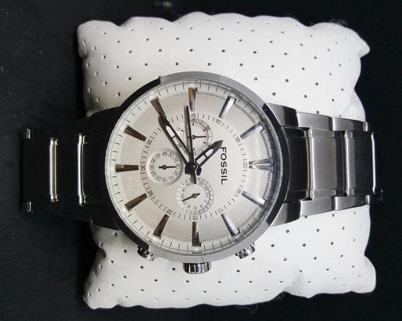 Relógio Fóssil Fs-4359 - Original - Perfeito Estado