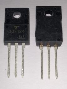 Kit 5 Unidades Transistor 30f124 30 F 124 Original