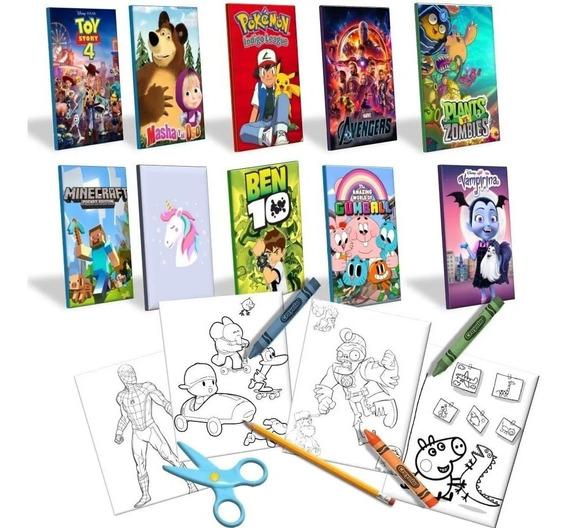 Pack De Libros Para Colorear Imprimibles! Cuarentena !!