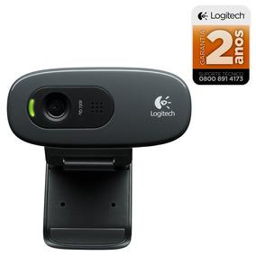 Camera Web Cam Hd Logitech C270 - Pn 960-000694