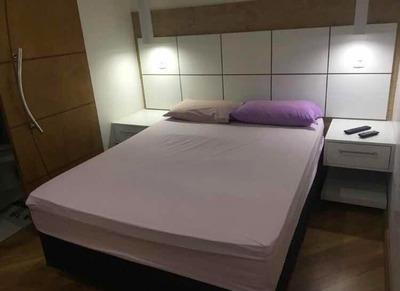 Apto Com 1 Dorm, 1 Vaga, Alcance Clube Residencial.