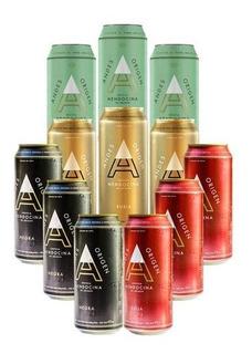 Cerveza Andes Ipa Rubia Negra Roja 473 Ml
