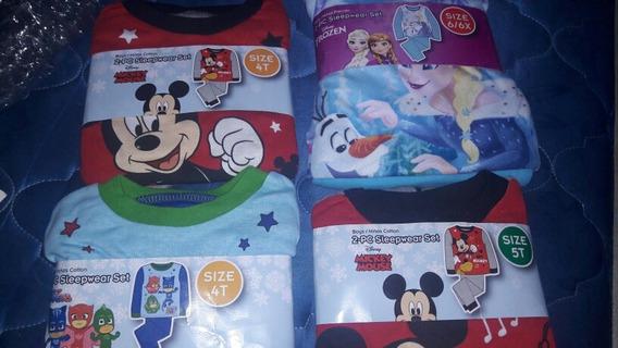 Pijamas Para Los Pequeñitos De La Casa