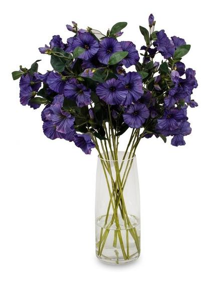 Flor Vara De Campanilla Artificial 76 Cm